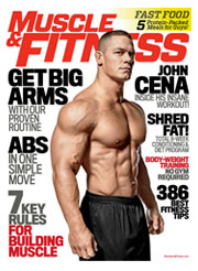 Muscle & Fitness March 2014