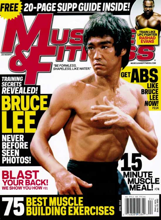 Muscle & Fitness April 2012