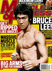 Muscle & Fitness March 2013