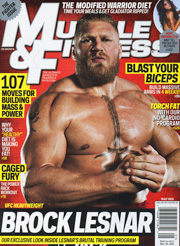 Muscle & Fitness May 2011